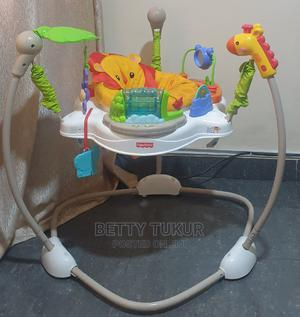 Fisherprice Jumperoo | Children's Gear & Safety for sale in Lagos State, Ikeja