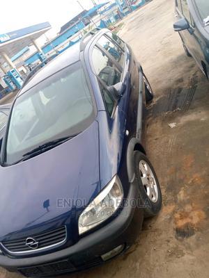 Opel Zafira 1999 1.8 Blue | Cars for sale in Lagos State, Ikorodu