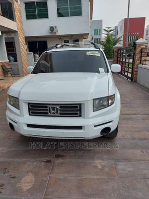 Honda Ridgeline 2006 White | Cars for sale in Lagos State, Ojodu