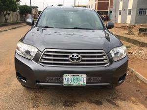 Toyota Highlander 2009 V6 Gray | Cars for sale in Lagos State, Ikeja