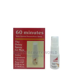 60 Minutes Delay Spray for Men | Sexual Wellness for sale in Lagos State, Ikotun/Igando