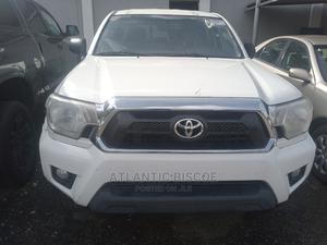 Toyota Tacoma 2012 White | Cars for sale in Lagos State, Ojodu