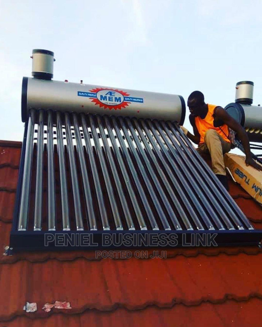 200liter Solar Water Heater