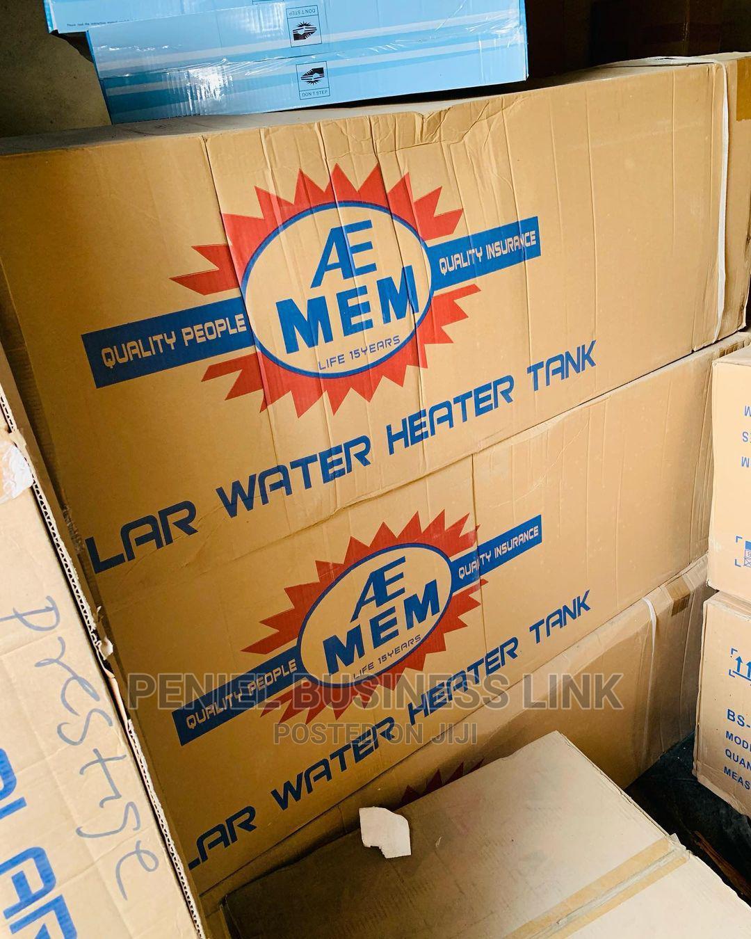200liter Solar Water Heater   Solar Energy for sale in Ojo, Lagos State, Nigeria