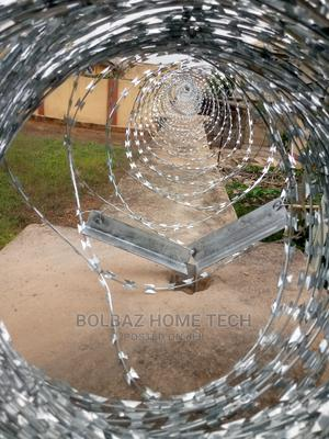 Security Fence Wire; Material and Professional Installation | Building Materials for sale in Lagos State, Lekki