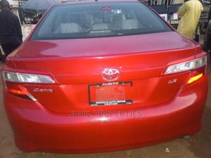 Toyota Camry 2013 Red | Cars for sale in Abuja (FCT) State, Asokoro