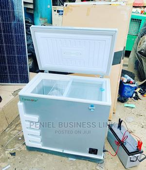 Solar DC/AC Chest Freezer 208liters | Solar Energy for sale in Lagos State, Ojo