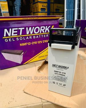 Network 210ahm 12v Battery   Solar Energy for sale in Lagos State, Ojo