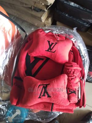 Foreign Red Louis Vuttion Seat Cover   Vehicle Parts & Accessories for sale in Anambra State, Nnewi