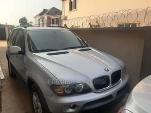 BMW X5 2006 3.0i Silver | Cars for sale in Lagos State, Ifako-Ijaiye