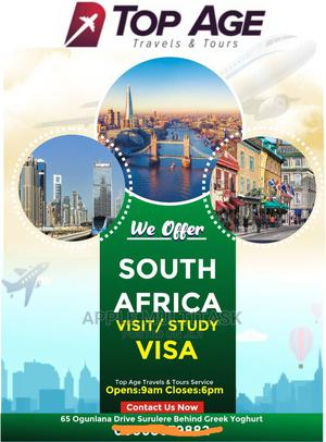 Sure South Africa Visit or Study Visa | Travel Agents & Tours for sale in Lagos State, Surulere