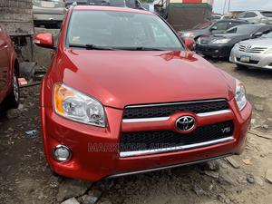 Toyota RAV4 2011 3.5 Limited Red | Cars for sale in Lagos State, Amuwo-Odofin
