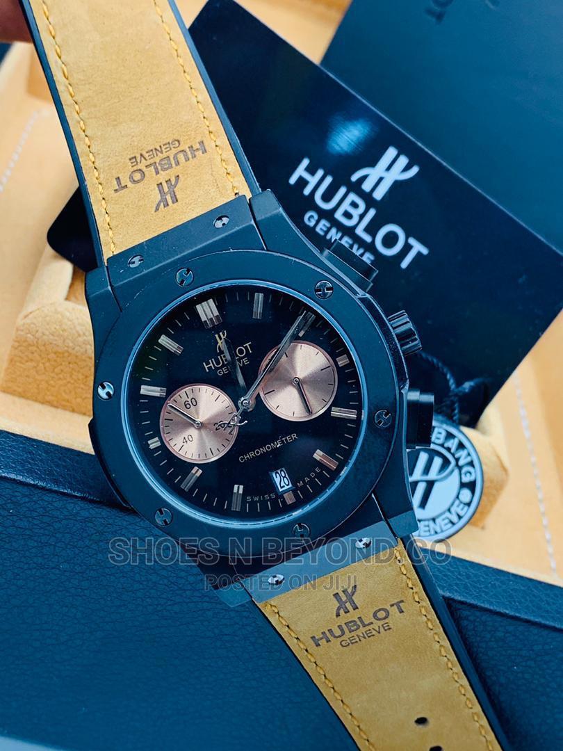 Hublot Geneve Wrist Watch