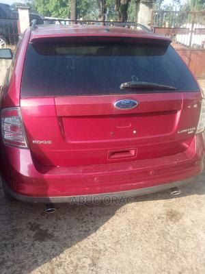 Ford Edge 2007 SE 4dr FWD (3.5L 6cyl 6A) Red | Cars for sale in Anambra State, Onitsha