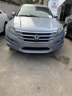 Honda Accord CrossTour 2010 EX Blue | Cars for sale in Lagos State, Ikeja