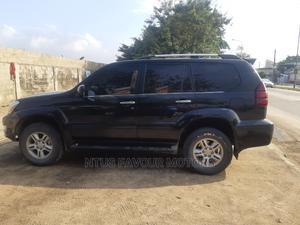 Lexus GX 2007 470 Black | Cars for sale in Lagos State, Amuwo-Odofin