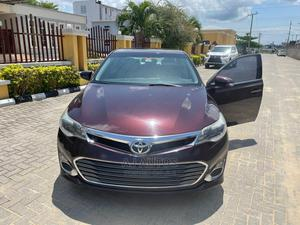 Toyota Avalon 2014 Purple | Cars for sale in Lagos State, Lekki