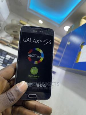 Samsung Galaxy S6 32 GB Blue | Mobile Phones for sale in Lagos State, Ikeja