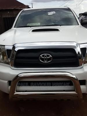 Toyota Tacoma 2010 White | Cars for sale in Edo State, Benin City
