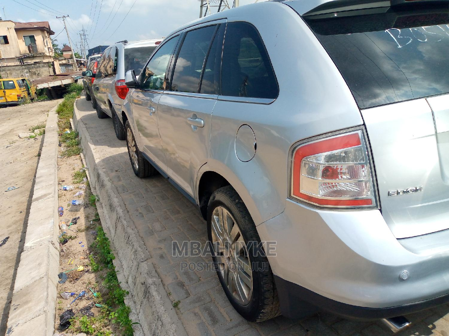 Ford Edge 2010 Silver | Cars for sale in Ojo, Lagos State, Nigeria