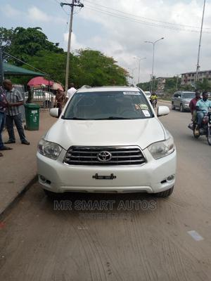 Toyota Highlander 2011 Limited White | Cars for sale in Lagos State, Amuwo-Odofin