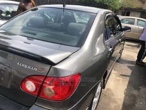 Toyota Corolla 2006 S Gray   Cars for sale in Lagos State, Apapa