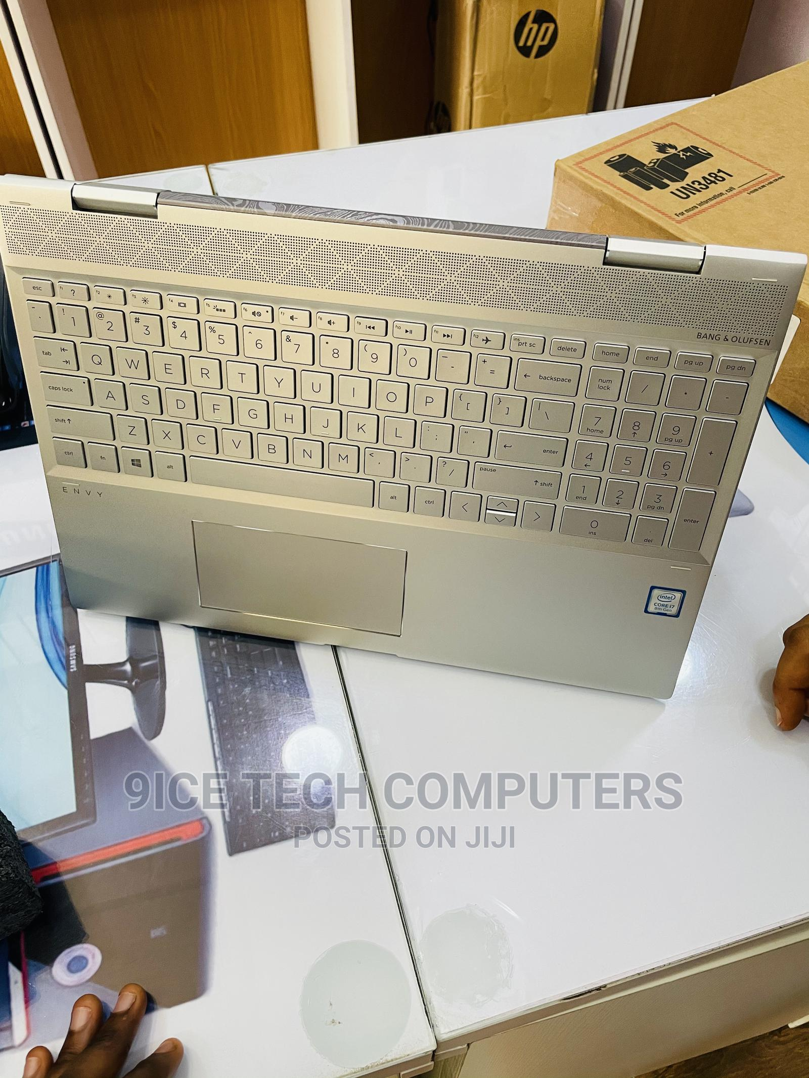 New Laptop HP Envy 15 16GB Intel Core I7 SSD 1T   Laptops & Computers for sale in Wuse 2, Abuja (FCT) State, Nigeria