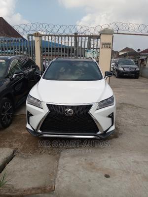 Lexus RX 2019 350 F Sport AWD White | Cars for sale in Lagos State, Amuwo-Odofin