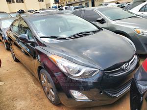 Hyundai Elantra 2013 Black   Cars for sale in Lagos State, Ikeja