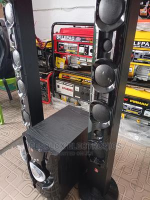 DJ 2.1 Standing Boss Bluetooth Home Theater | Audio & Music Equipment for sale in Lagos State, Ojo