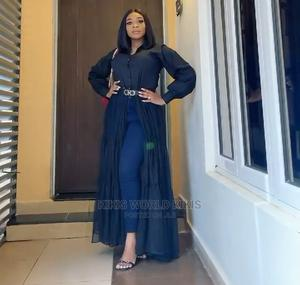 Trendy Unique Shirt and Net Long Gown | Clothing for sale in Lagos State, Surulere
