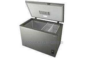 Hisense Chest Freezer FRZ FC 340SH - 205 Liters-Silver | Kitchen Appliances for sale in Lagos State, Ikeja