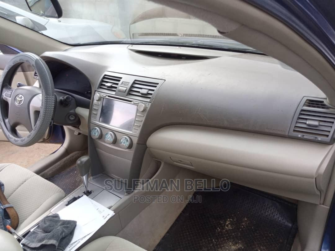 Toyota Camry 2007 Blue | Cars for sale in Kubwa, Abuja (FCT) State, Nigeria