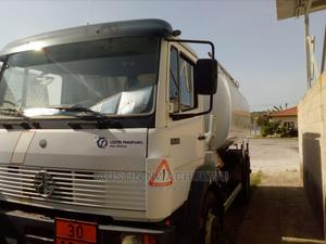 European Used 10,000 Litres Mercedes Benz 1520 Diesel Tanker   Trucks & Trailers for sale in Lagos State, Amuwo-Odofin