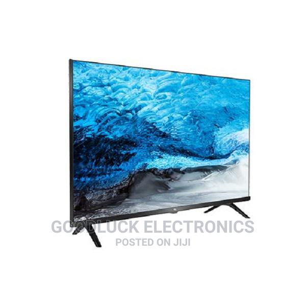 """Polystar 43"""" Inches HD LED TV With Free Wall Bracket"""