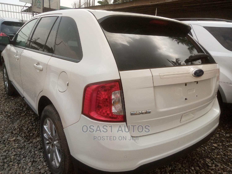 Ford Edge 2014 White