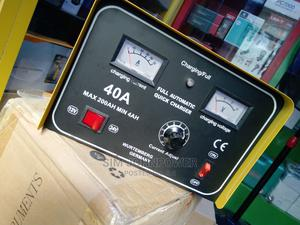 Full Automatic Battery Charger 40amps 12-24 | Measuring & Layout Tools for sale in Lagos State, Ojo