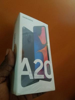 New Samsung Galaxy A20 32 GB Blue | Mobile Phones for sale in Lagos State, Ikeja