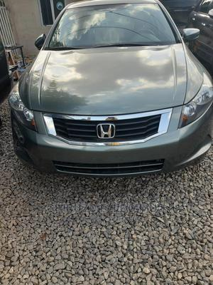 Honda Accord 2008 2.0 Comfort Green   Cars for sale in Lagos State, Ogba