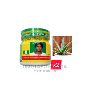 Aloe Vera Herbal Cream, Best for Facial and Skin Issues | Skin Care for sale in Lagos State, Ikeja
