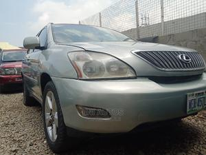 Lexus RX 2005 330 4WD Silver | Cars for sale in Lagos State, Ojodu