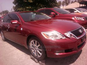 Lexus GS 2006 Red   Cars for sale in Lagos State, Apapa