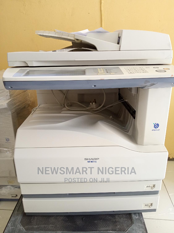 Sharp AR-M316 Photocopier Machine