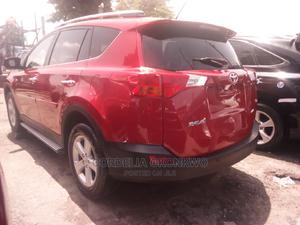 Toyota RAV4 2014 Red   Cars for sale in Lagos State, Apapa