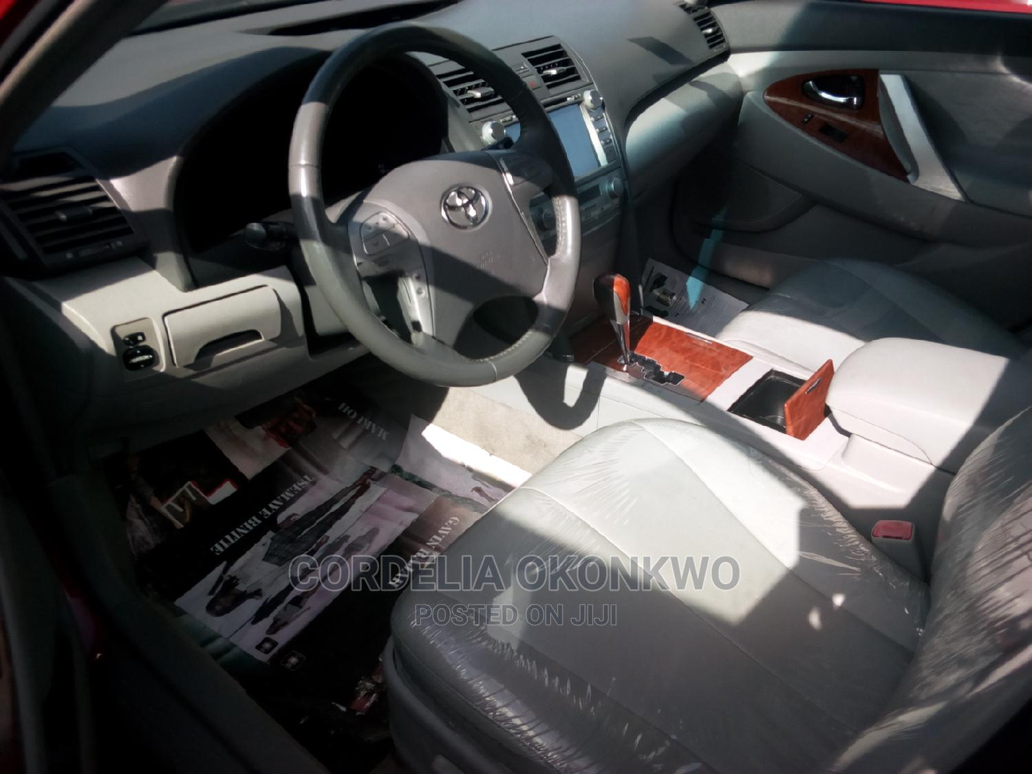 Archive: Toyota Camry 2007 Red