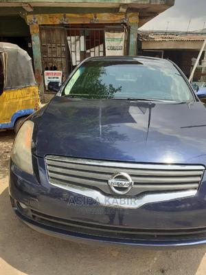 Nissan Altima 2008 2.5 S Blue   Cars for sale in Lagos State, Agege