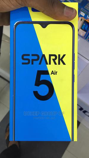 New Tecno Spark 5 Air 32 GB Black | Mobile Phones for sale in Rivers State, Port-Harcourt