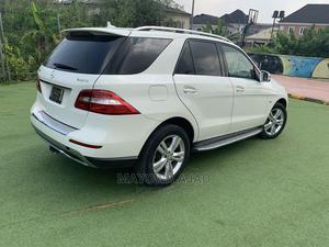 Mercedes-Benz M Class 2012 ML 350 4Matic White   Cars for sale in Lagos State, Ojodu
