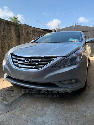 Hyundai Sonata 2013 Gray   Cars for sale in Lagos State, Amuwo-Odofin