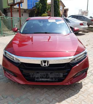 Honda Accord 2018 Sport Red | Cars for sale in Lagos State, Abule Egba